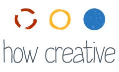 How Creative logo