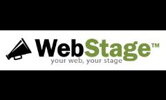 WebStage logo