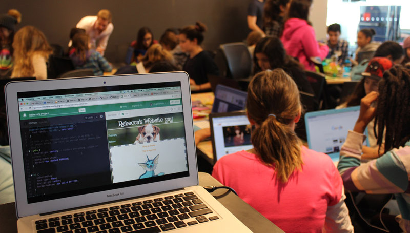 Teen Club: Advice for Participating in Your First Hackathon!