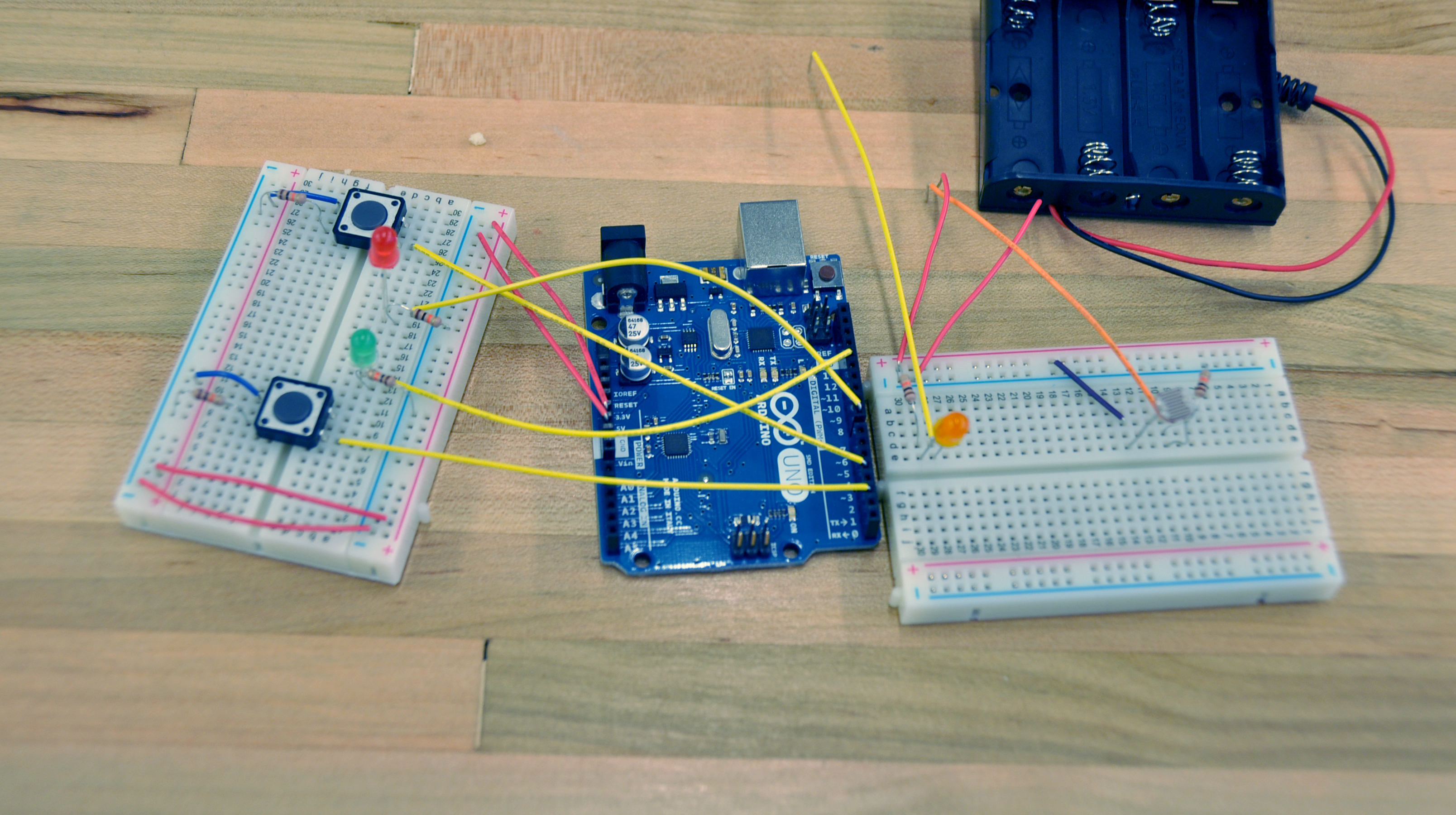 An Inspiring Arduino Sunday at Girls Learning Code