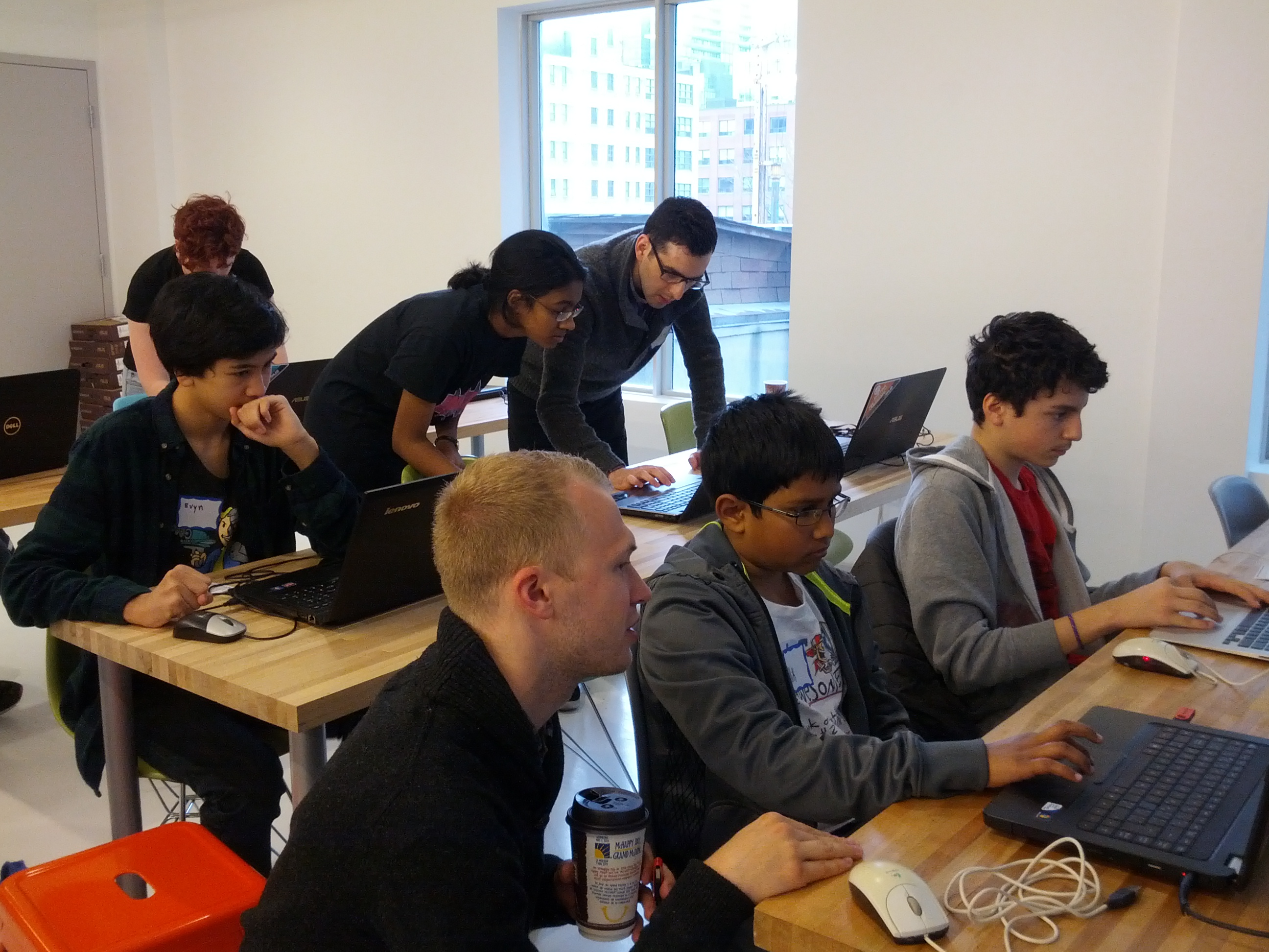 Meet the Mentors for Introduction to Python in Toronto! (June 14th)