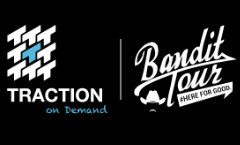 Traction on Demand Bandit Tour logo