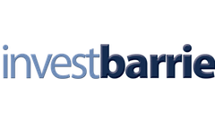 Invest Barrie logo