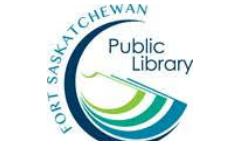 Fort Saskatchewan Public Library logo