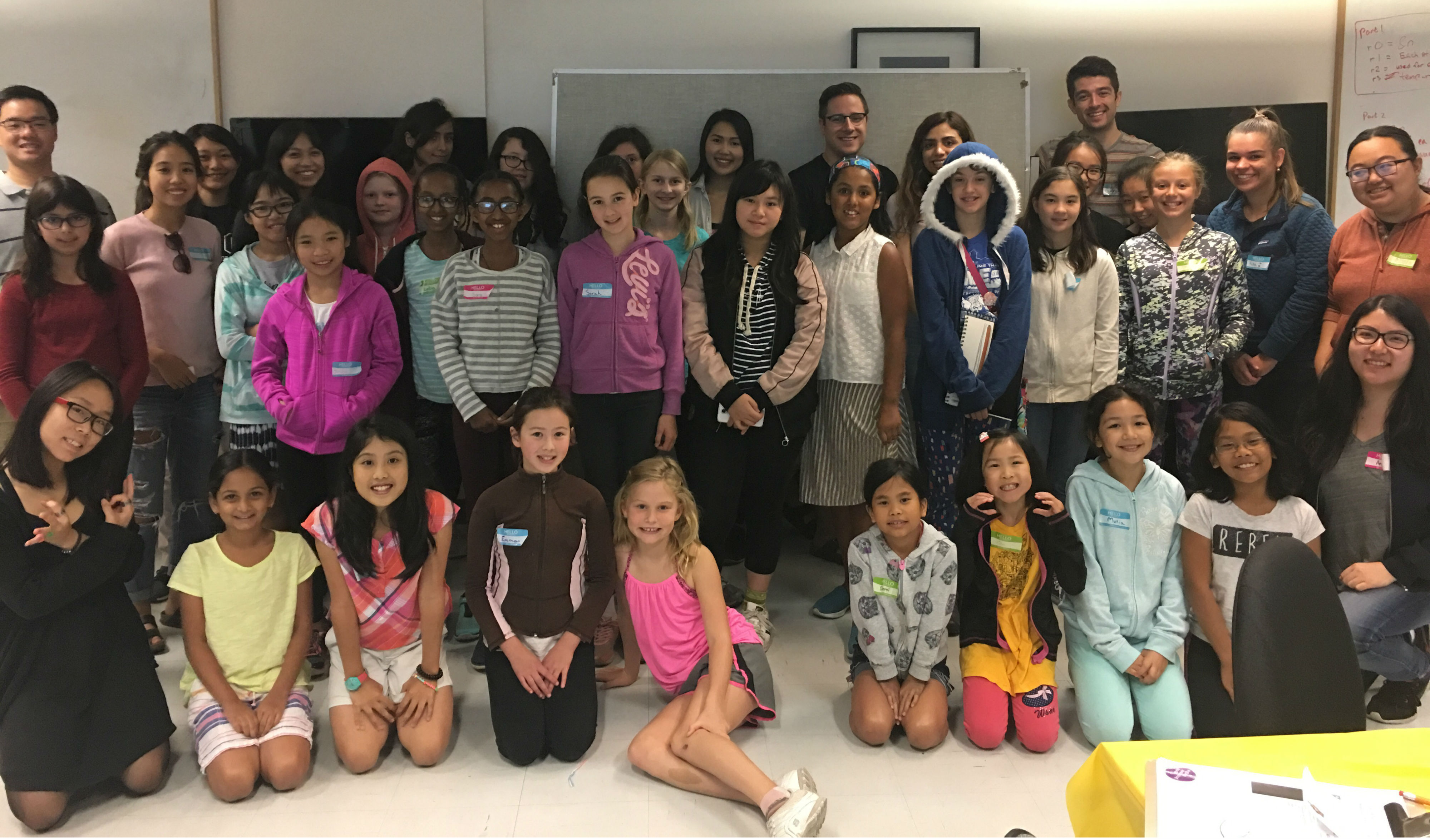 Vancouver's Girls Summer Webmaking Camp
