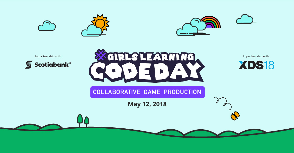 Game On! A Sneak Peek at Our 5th Annual Girls Learning Code Day