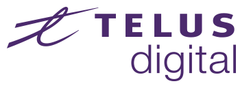 logo for Telus digital