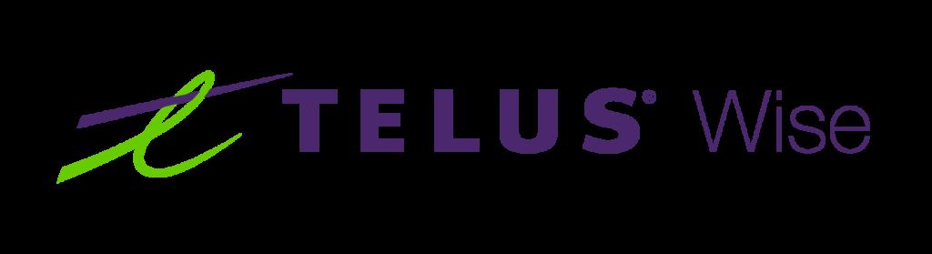 Telus wise logo