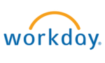 logo for Workday Inc. Software company
